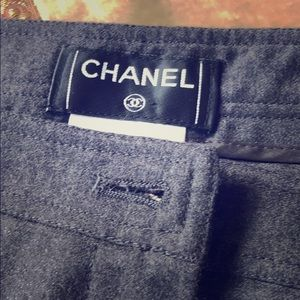 Chanel classic skirt